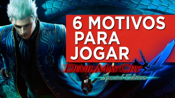 Devil May Cry - Special Edition - Imagem