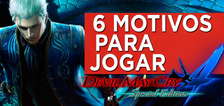 Devil May Cry - Special Edition - Imagem Index