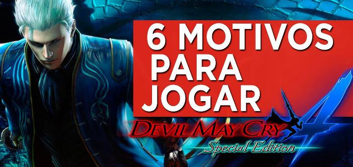 Devil May Cry - Special Edition - Imagem Index