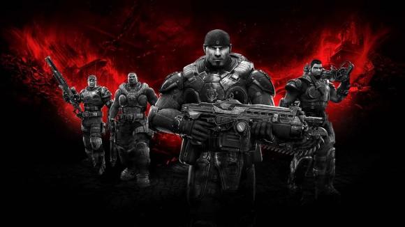 Gears of War - Ultimate Edition - KeyArt Render