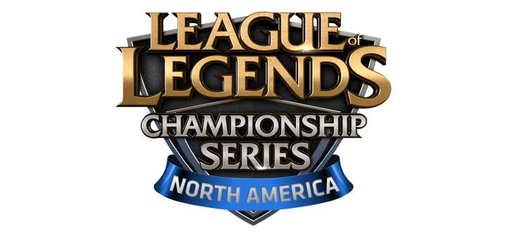 League of Legends - LCS América do Norte - Logo