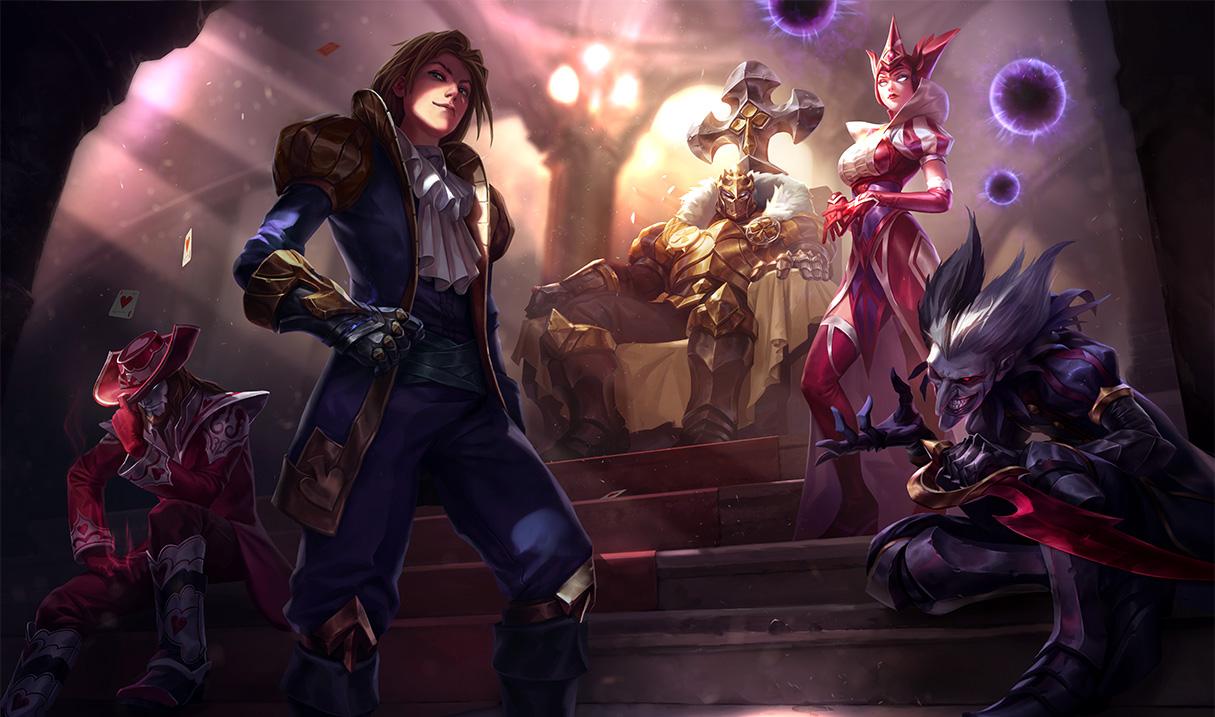 League of Legends Skins - Wildcard