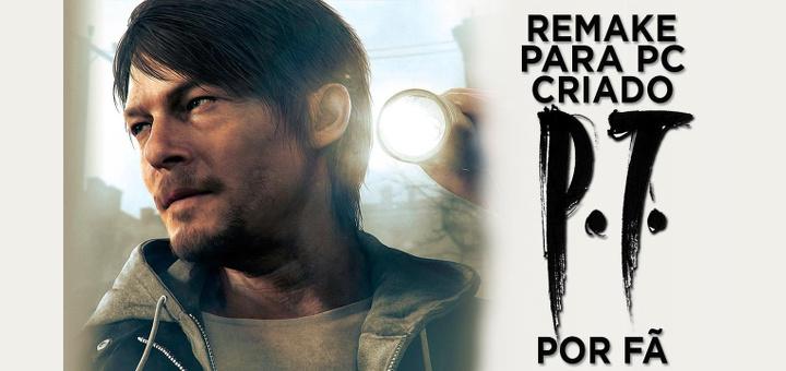 Silent Hills - Norman Reedus - Remake - Imagem Index