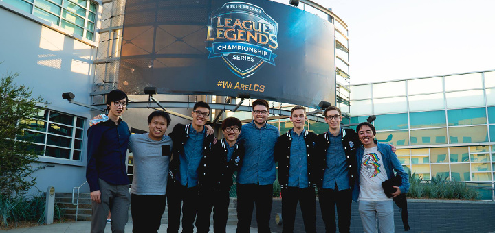 Team SoloMID - Foto 01 Index
