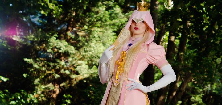 Van Helen Cosplay - Assassin Princess Peach - Photo by Carlos Adama - Index