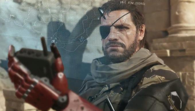 Metal Gear Solid V: The Phantom Pain será atualizado para o PS4 Pro
