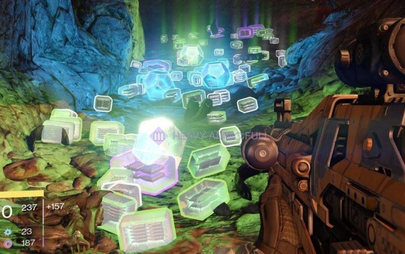 Destiny - Loot Cave - Screen