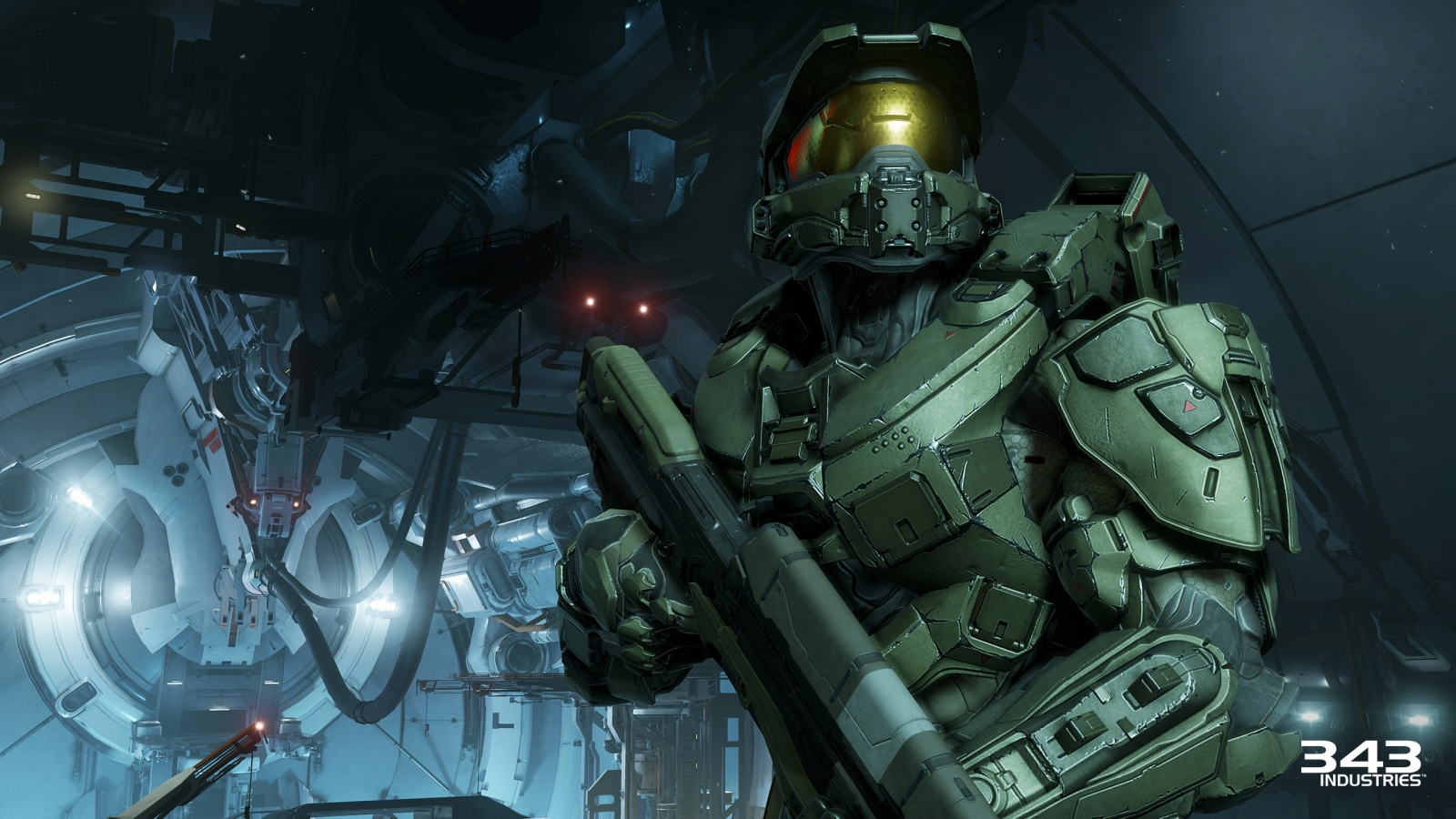 Halo 5 - Guardians - Master Chief - Screen