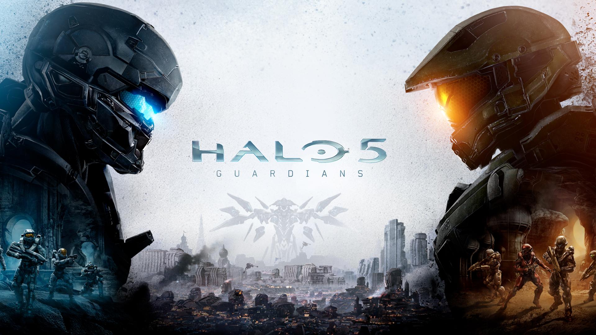 Halo 5 - Guardians - Wallpaper Full HD - 1980x1080