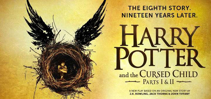 Harry Potter and the Cursed Child - Banner Index