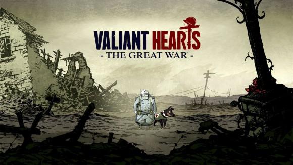 Valiant Hearts - The Great War - Wallpaper Full HD - 1920x1080