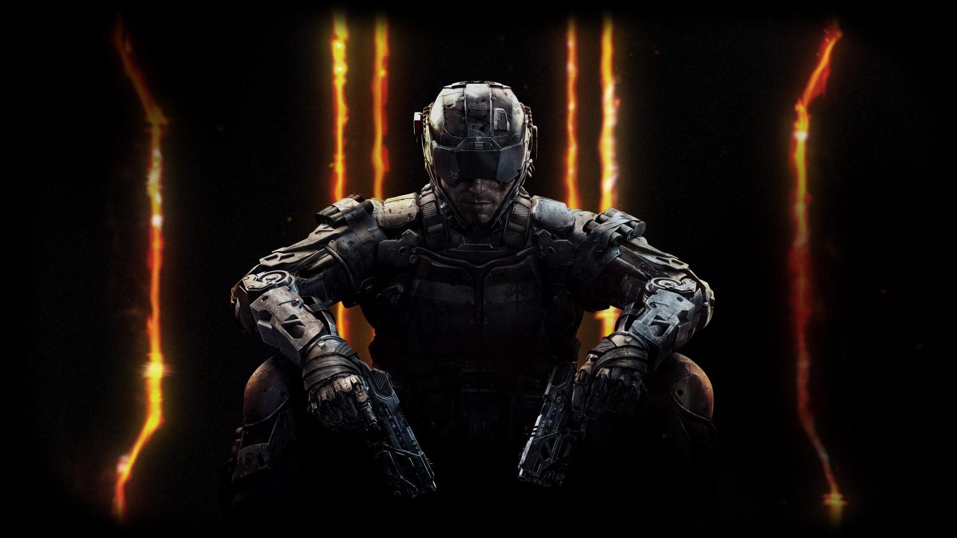 Call of Duty - Black Ops III - Wallpaper Full HD - 1920x1080