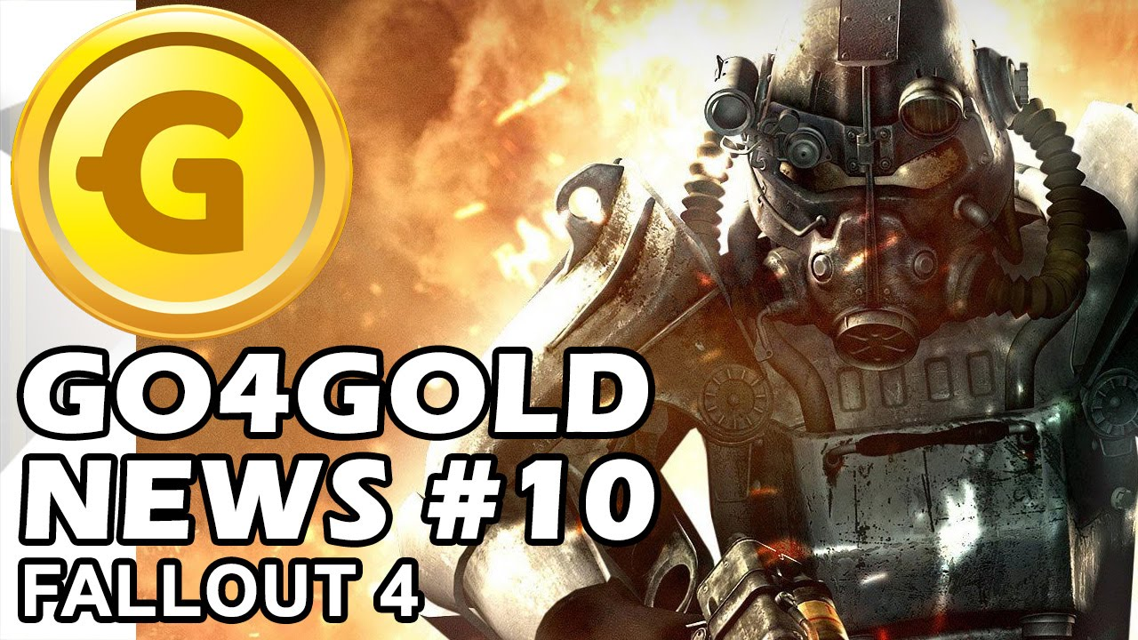 Go4Gold News - Fallout 4 - Imagem