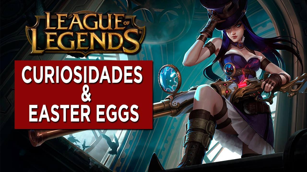 League of Legends - Curiosidades e Easter Eggs - Imagem