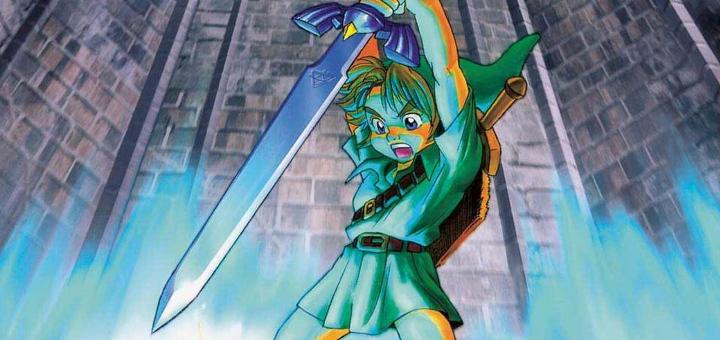 The Legends of Zelda - Ocarina of Time - Index