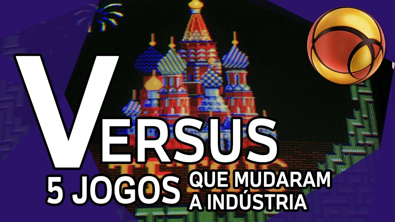 Versus - Games que Mudaram a Indústria - Imagem