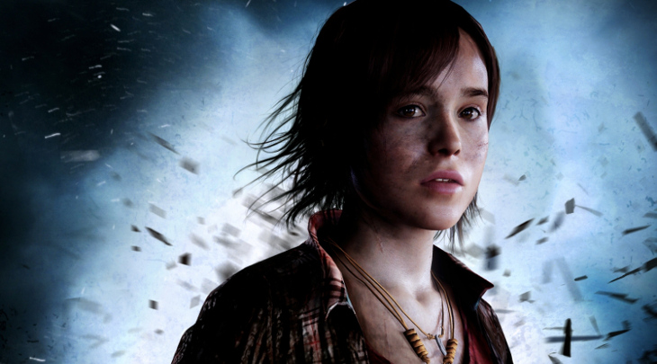 Beyond - Two Souls - RenderArt
