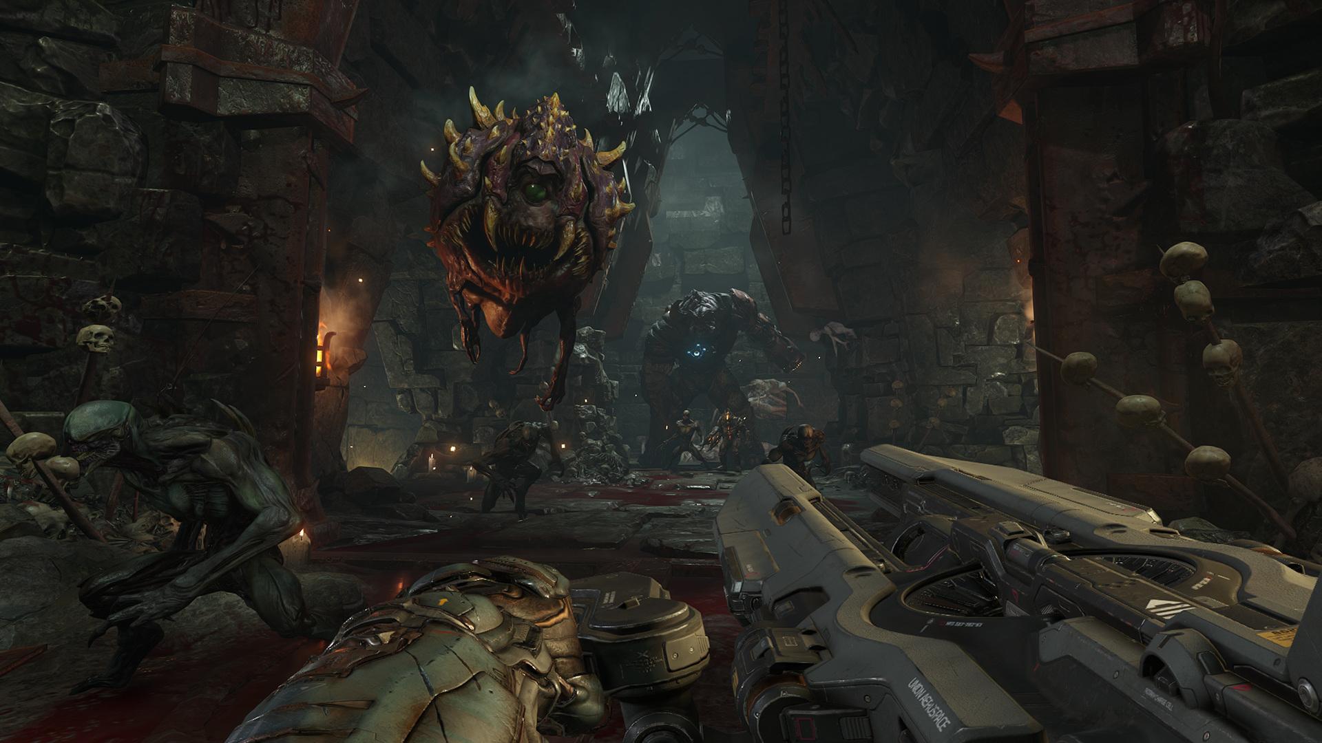 Doom - Quakecon 2015 - Screenshot Full HD - 1920x1080