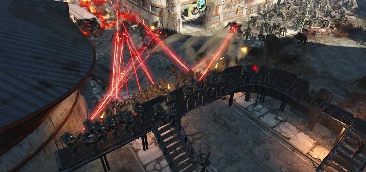 Fallout 4 - Guerra Massiva - Index