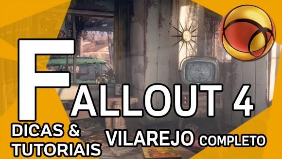 Fallout 4 - Vilarejo Completo - Imagem