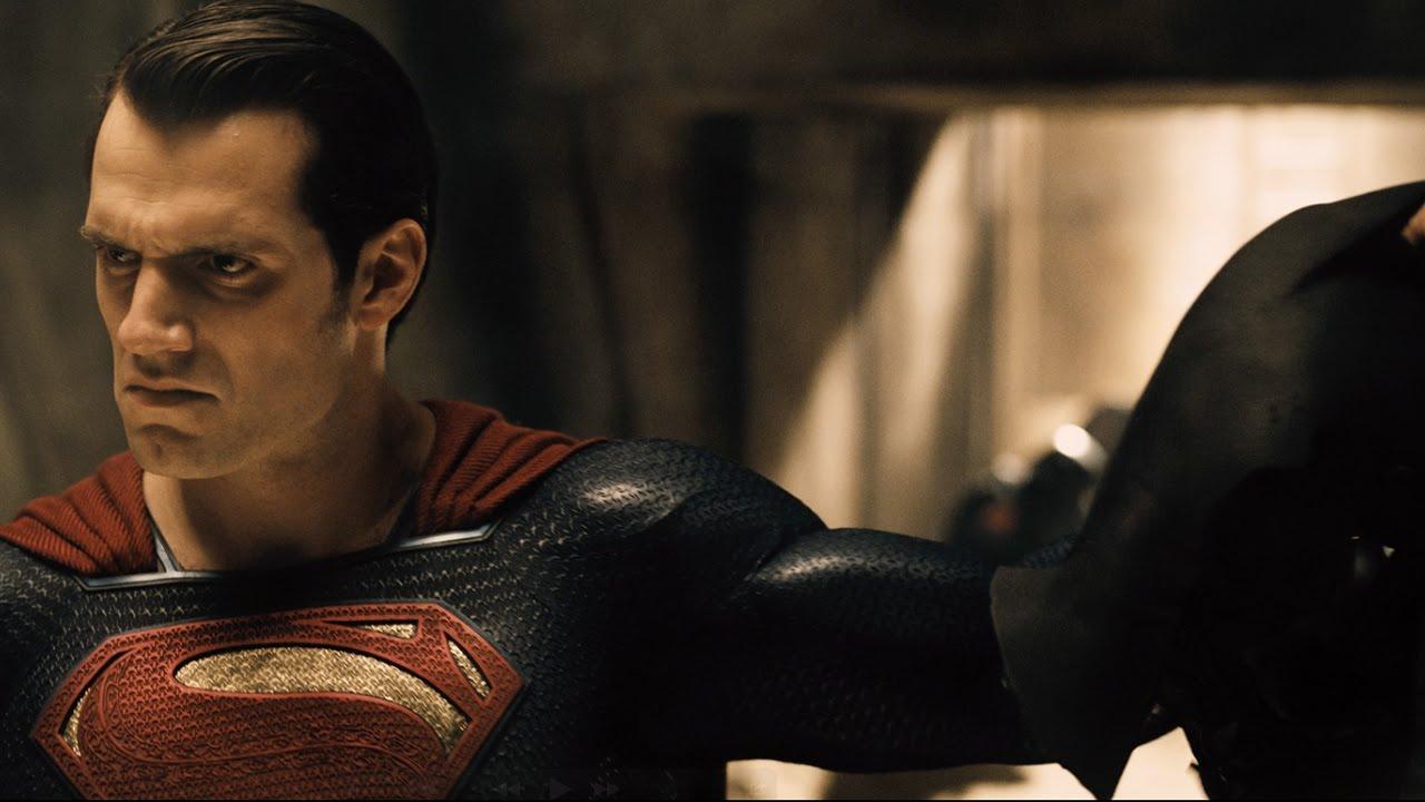 Superman - Cena do Novo Filme