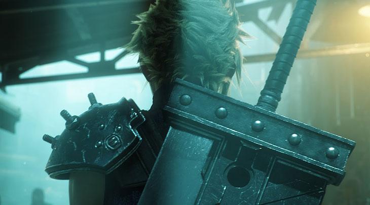 Design de Cloud em FF VII Remake foi alterado e está mais próximo do original