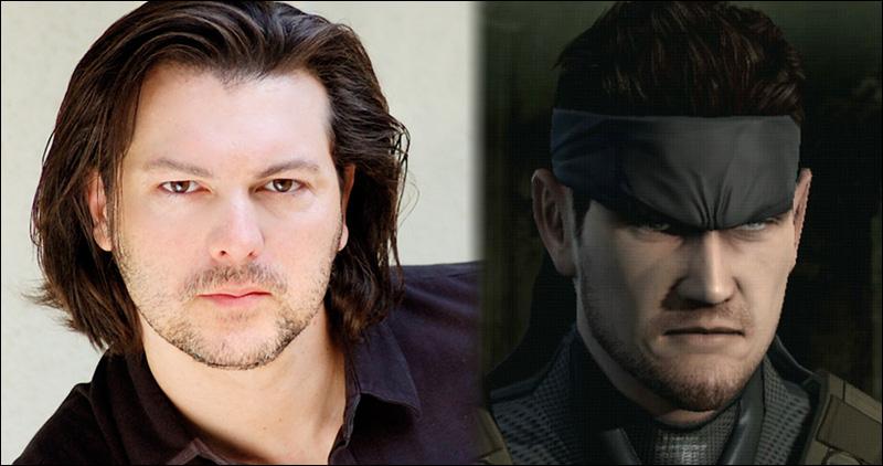 David Hayter, dublador original de Snake, critica piada feita pelo EVO 2019