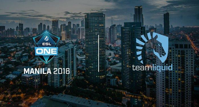 ESL One - Team Liquid