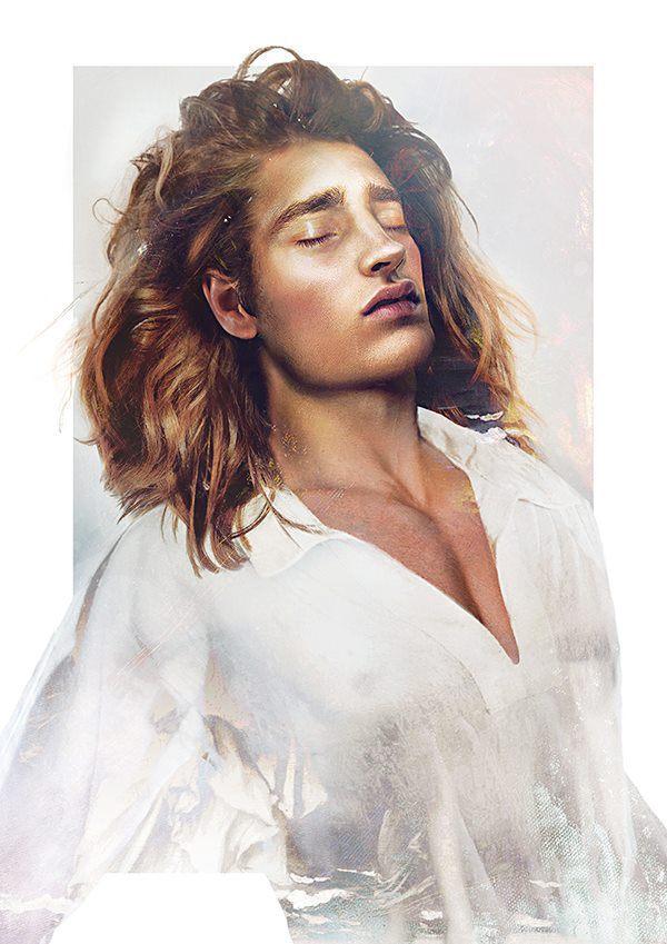 Príncipe Adam - A Bela Adormecida - Arte Realista
