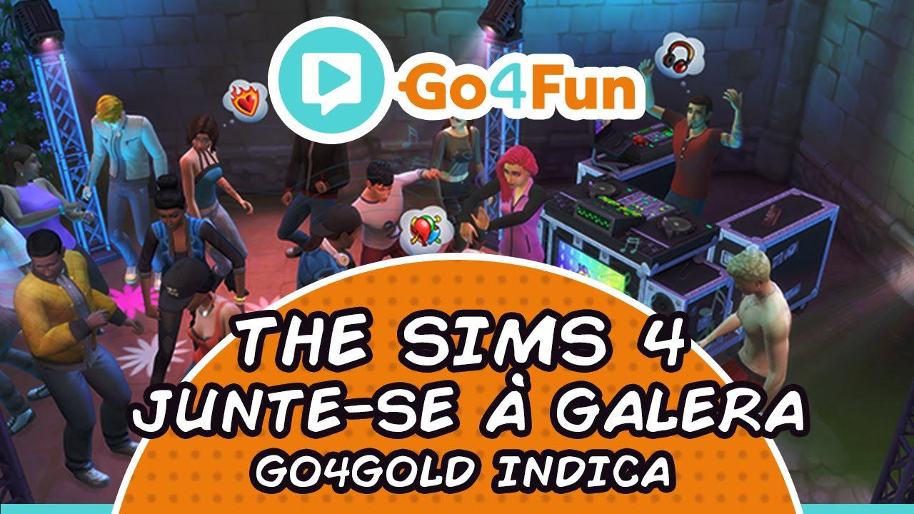 The Sims 4 - Go4Fun - Imagem