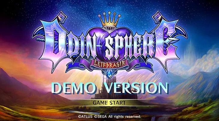 odin-sphere-demo