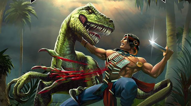 Remaster de Turok pode estar caminho do Xbox One