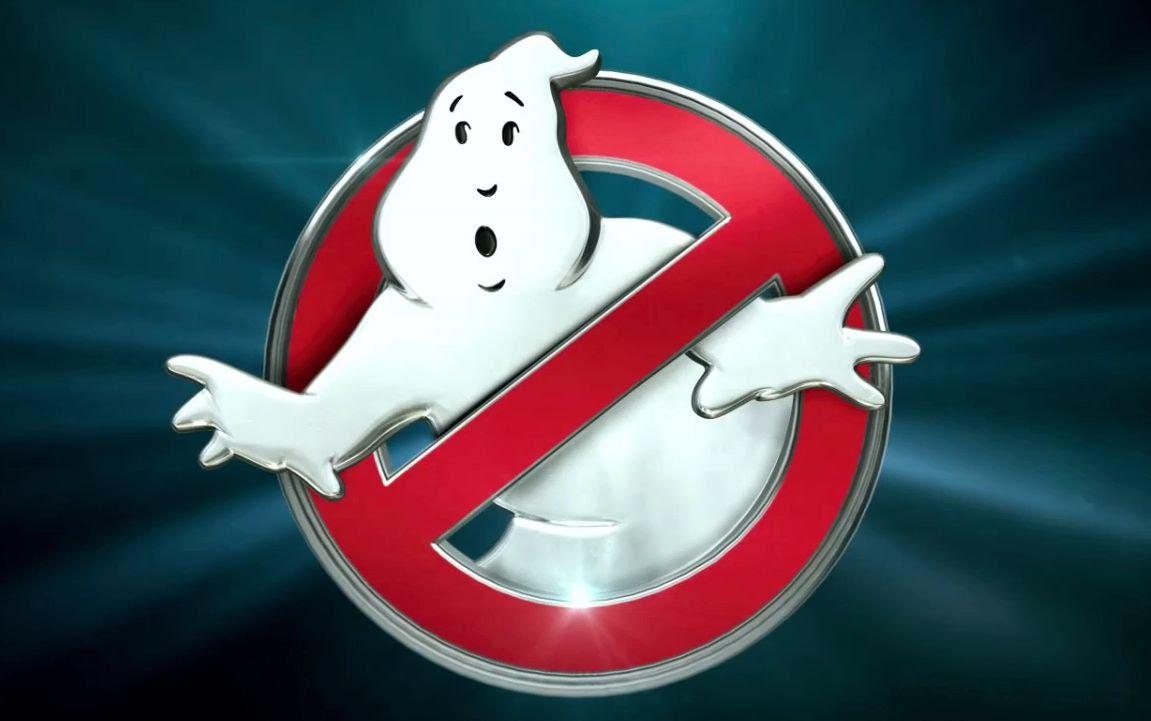 Caça-Fantasmas - Logo