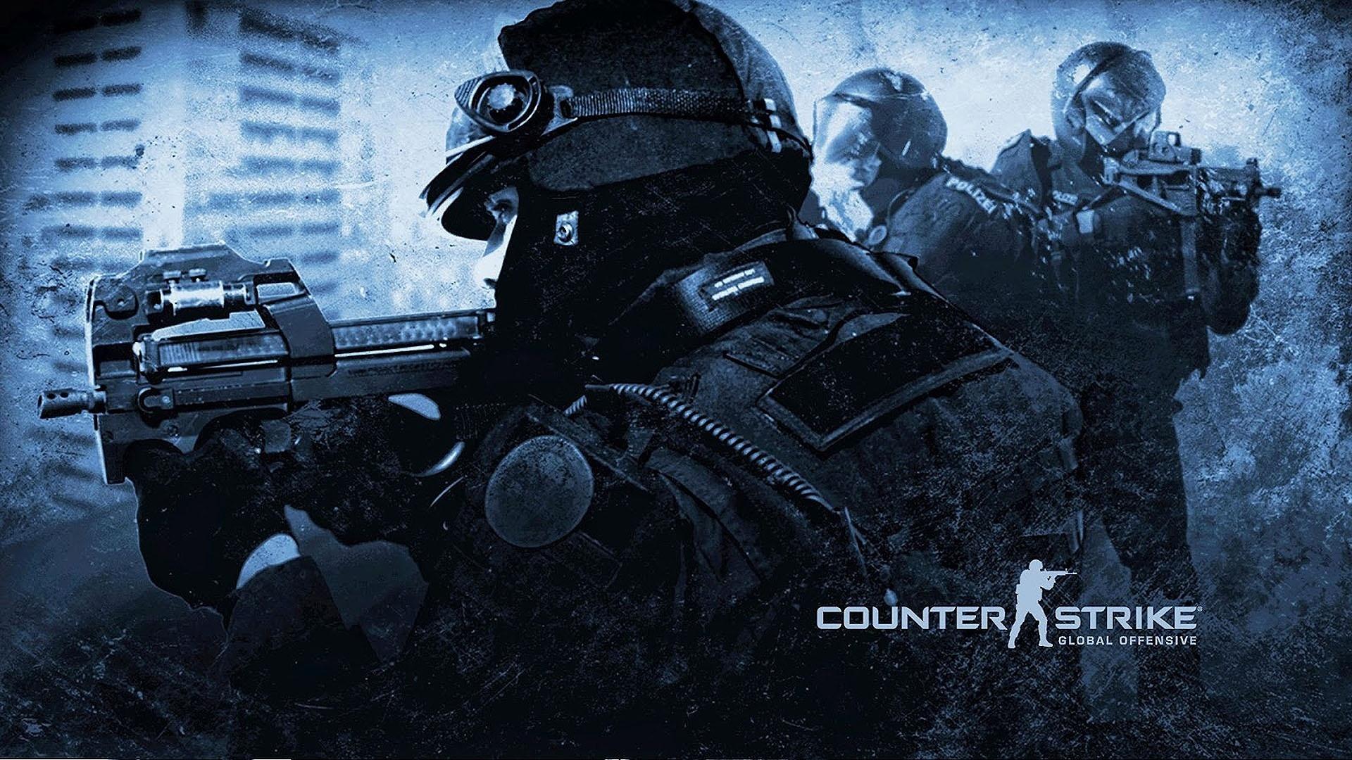 Counter-Strike - Global Offensive - KeyArt Soldados