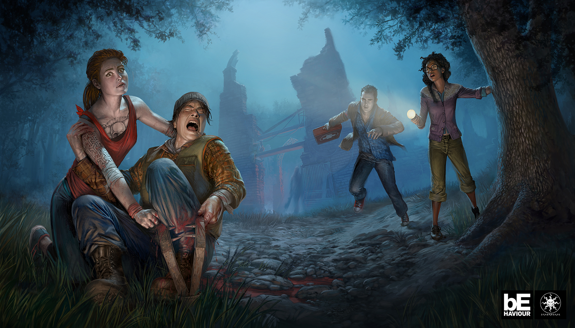 Dead by the Daylight - KeyArt