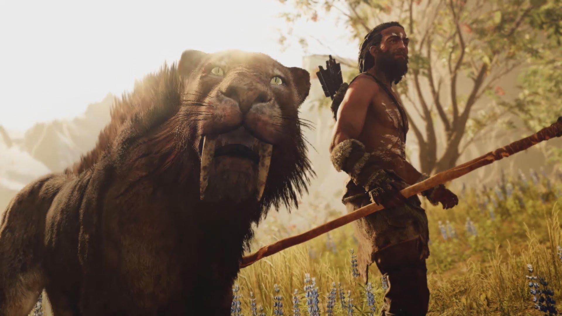 Far Cry Primal - Imagem do Jogo