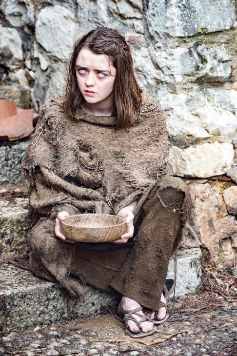 Game of Thrones - Arya - Sexta Temporada