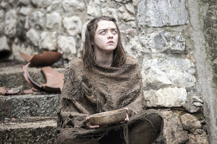 Game of Thrones - Sexta Temporada - Arya Cega