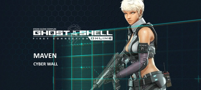 Ghost in the Shell - First Assault - Classe Maven