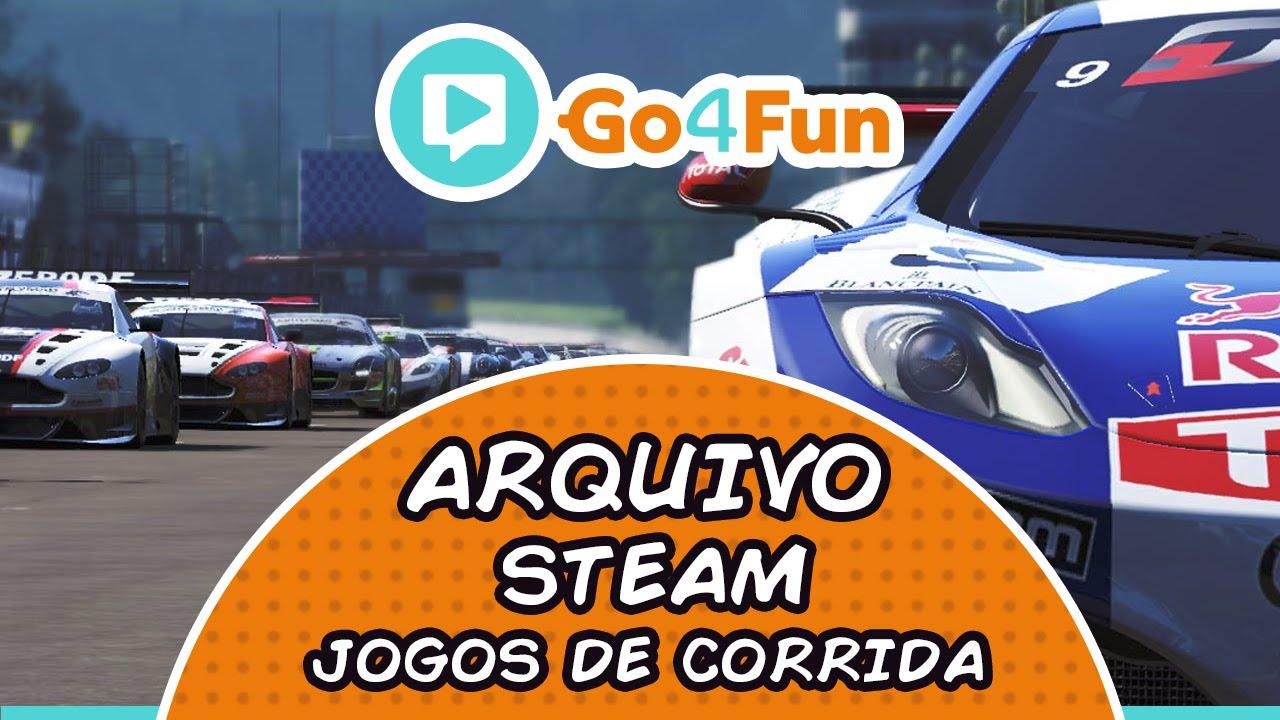 Go4Fun - Jogos de Corrida do Steam
