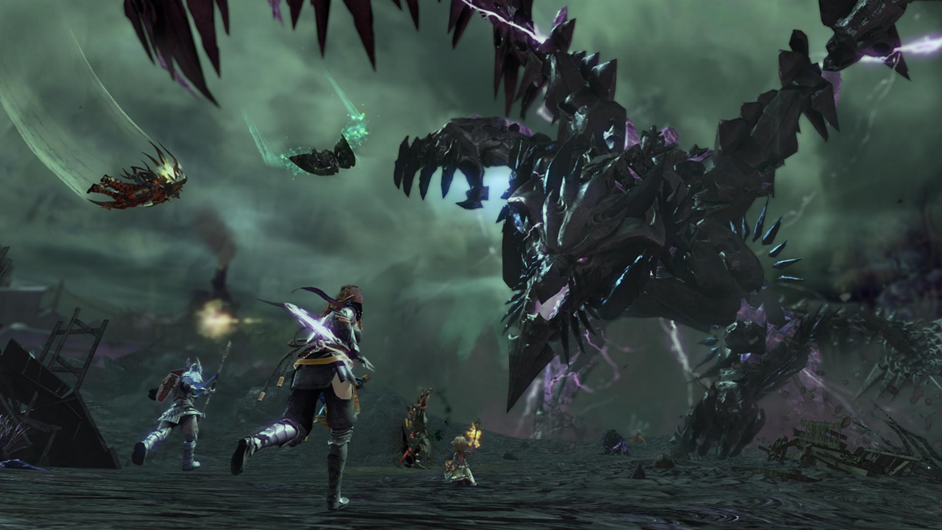 Guild Wars 2 - Shatterer Unleashed - Screen