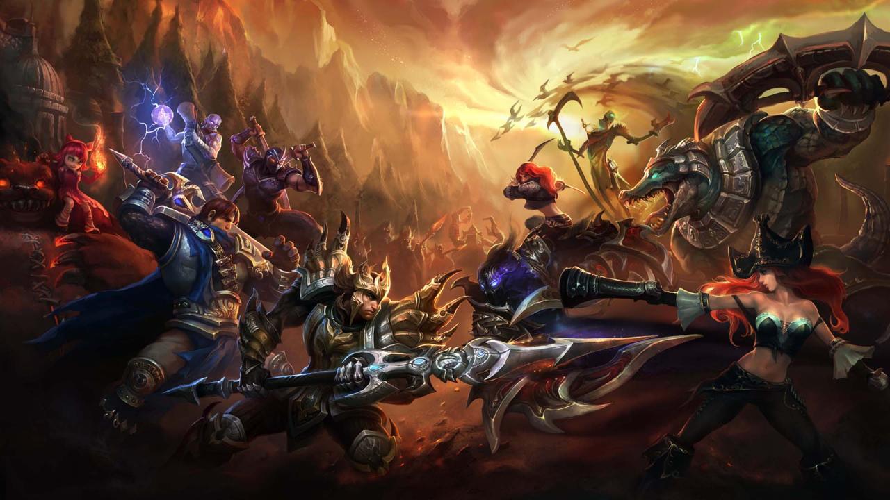 League of Legends - Dominion