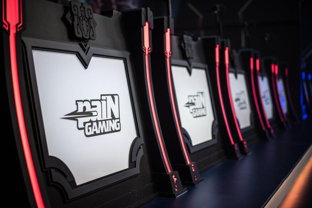 Pain Gaming - CBLOL 2016