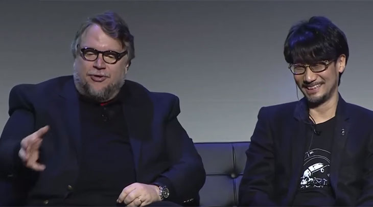 Hideo Kojima e Guillermo del Toro estarão na The Game Awards 2017