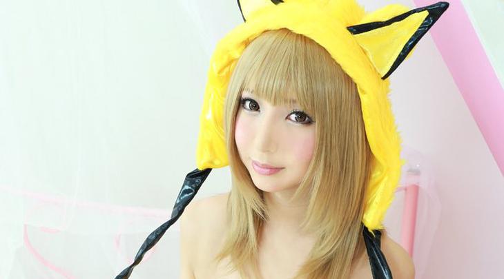 pkmnai - Cat Day Japa Girl Pikachu - Index