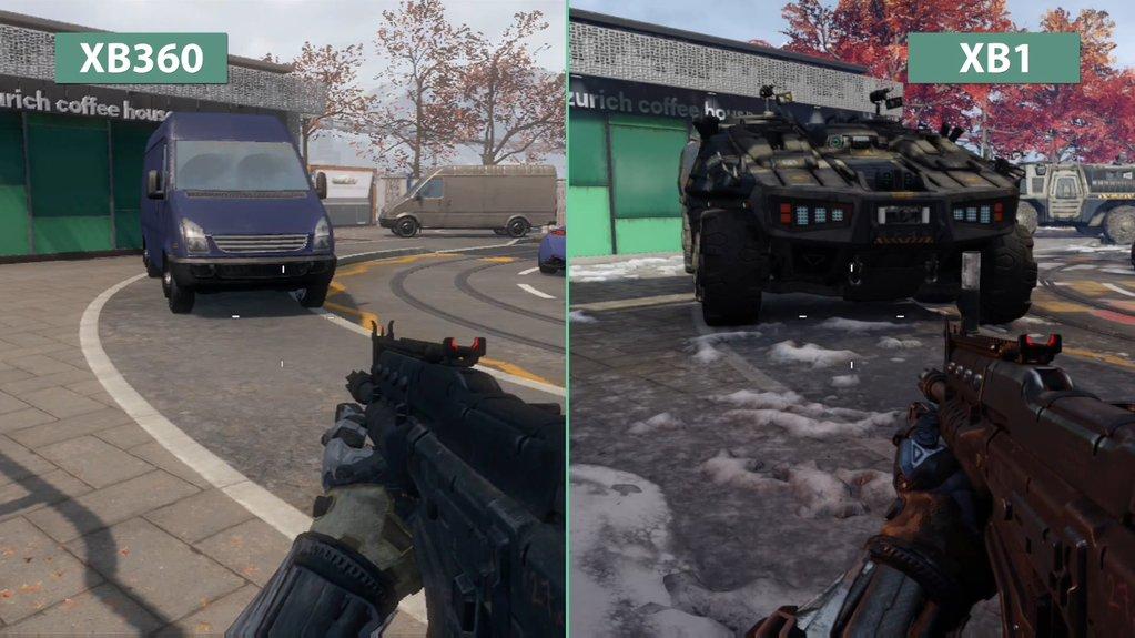 Black Ops III - Comparação Gráfica entre Gerações