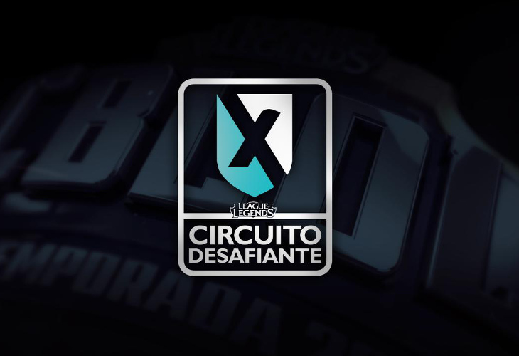 Circuito Desafiante de League of Legends - Banner Style Home