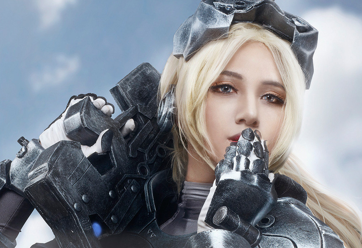 Cosplay da Nova - Heroes of The Storm - Por Kilory - Index 2