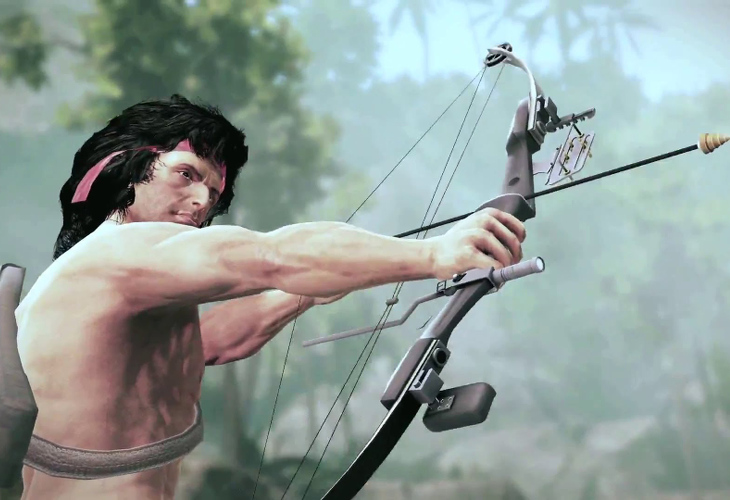 Rambo - The Videogame - Imagem Index