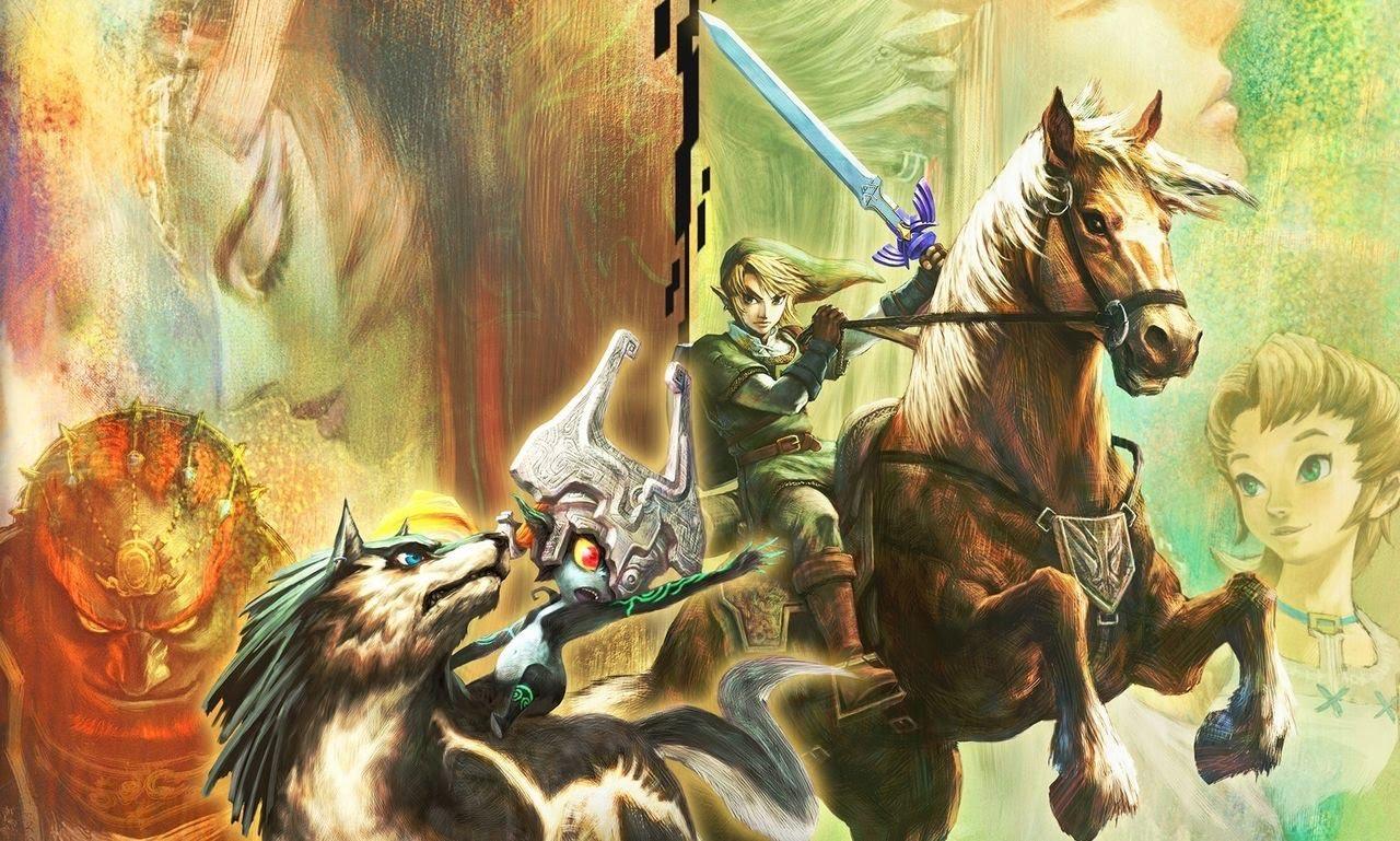 The Legend of Zelda - Twilight Princess HD - KeyArt